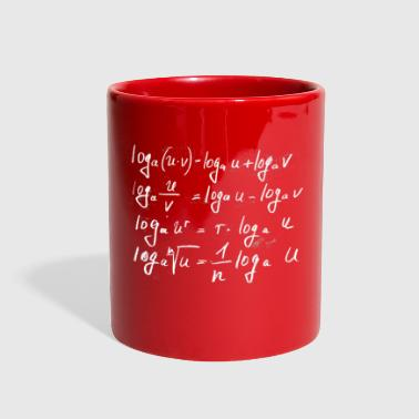 Mathematic - Full Color Mug
