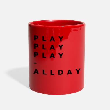 Playing Play - Full Color Mug