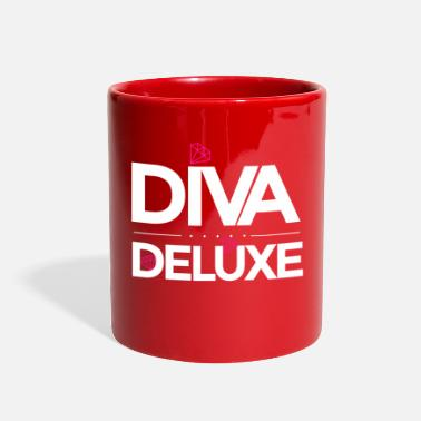 Deluxe DIVA Deluxe - Full Color Mug
