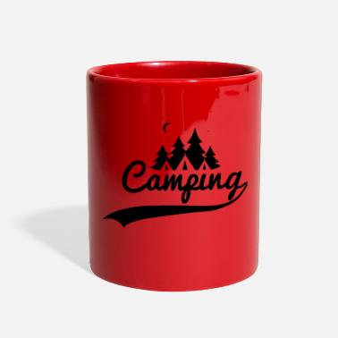 Deluxe camping deluxe - Full Color Mug