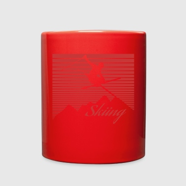 Alps Ski - Full Color Mug