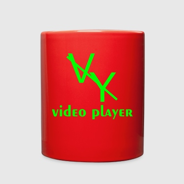 Video video player - Full Color Mug