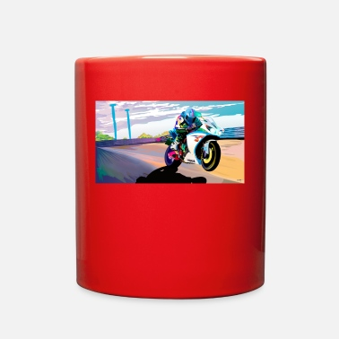 Motion MOTORCYCLE IN MOTION - Full Color Mug