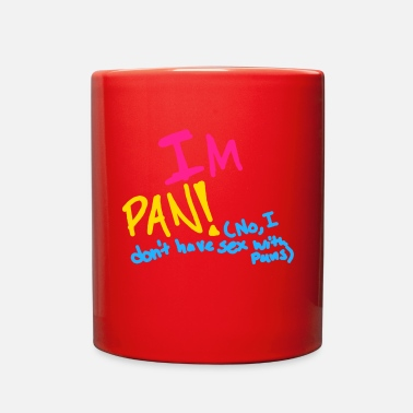Pan I'm Pan! - Full Color Mug