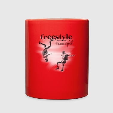 Freestyle - Full Color Mug