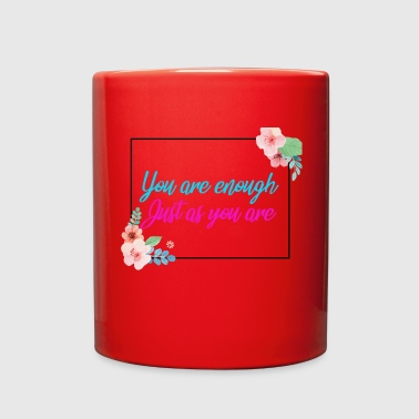 Great proverb design for womens - Full Color Mug