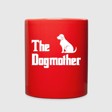 The Dog Mother Shirt Dog Mom Gift Mother s Day Do - Full Color Mug