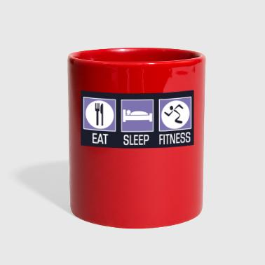 Fitness - Full Color Mug