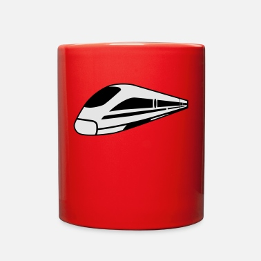 Training Train - Full Color Mug