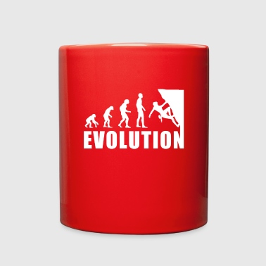 EVOLUTION CLIMB - Full Color Mug