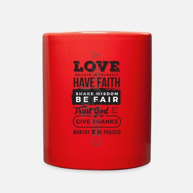 Reminder Spiritual Reminders - Full Color Mug