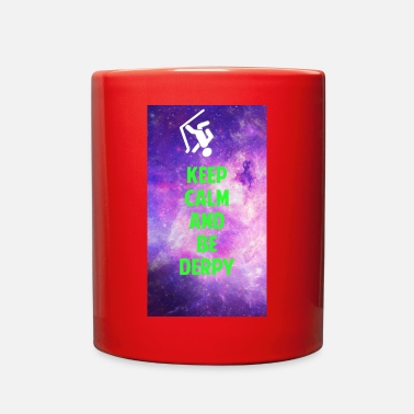 Keep Calm keep calm - Full Color Mug