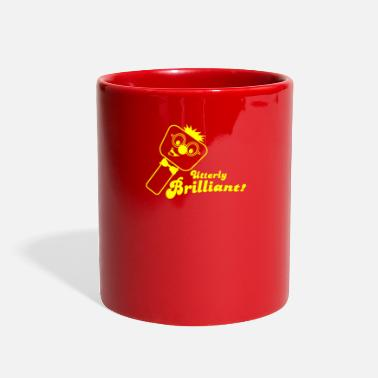 Brilliant Utterly Brilliant - Full Color Mug