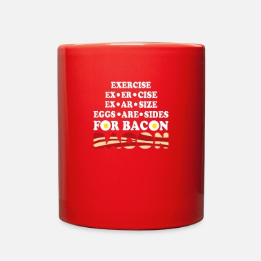 Bacon For bacon bacon - Full Color Mug