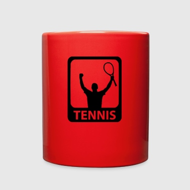 Match tennis match - Full Color Mug