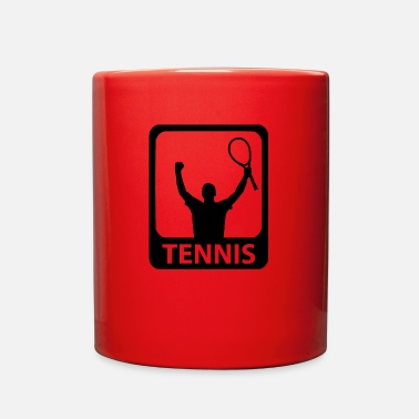 Tennis Match tennis match - Full Color Mug