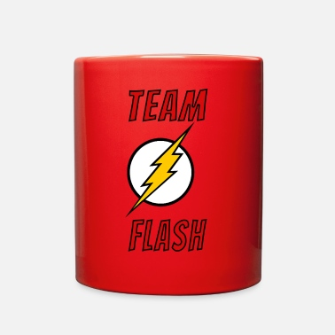 Flash Team Flash - Full Color Mug