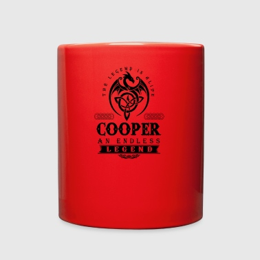 COOPER - Full Color Mug