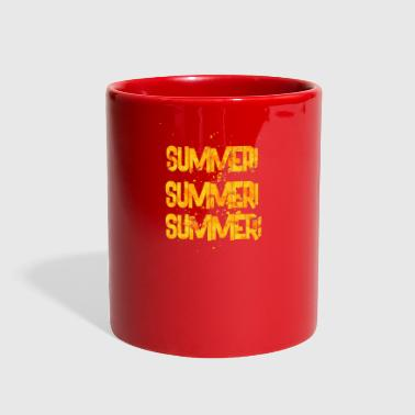 summer summer summer 2 - Full Color Mug