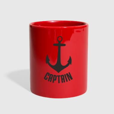 Captain - Full Color Mug