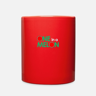 Fruit one in a melon - Full Color Mug