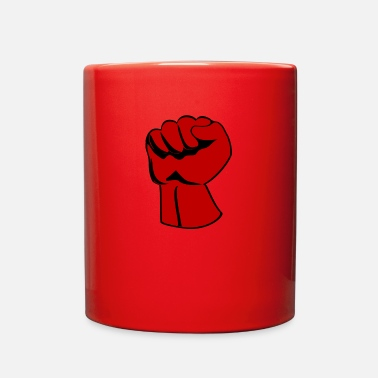Fist fist - Full Color Mug