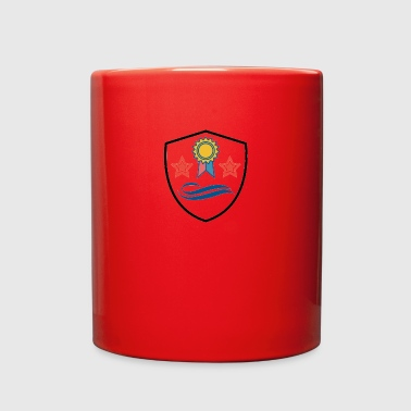 Shield Shield - Full Color Mug