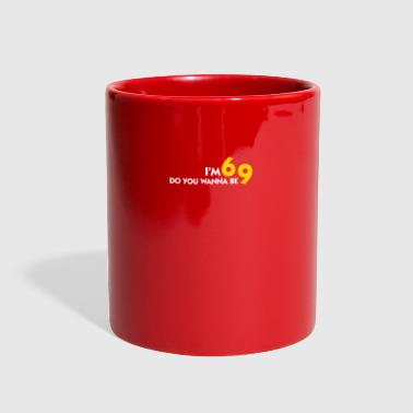 Cunnilingus I Am 6 Want To Be My 9? - Full Color Mug