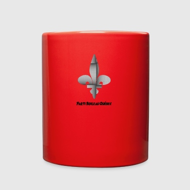 quebec - Full Color Mug