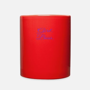 Boss Girl. Boss. - Full Color Mug