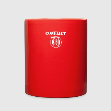 Conflict - Full Color Mug