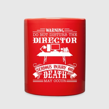 Director Shirt - Full Color Mug
