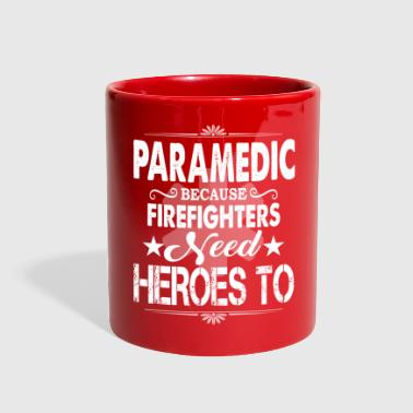 Paramedic Tee Shirt - Full Color Mug
