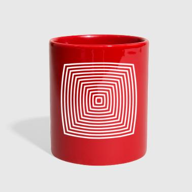 optical illusion - Full Color Mug