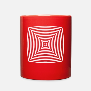 Optical Illusion optical illusion - Full Color Mug