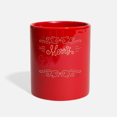 Christmas Merry Christmas - Full Color Mug