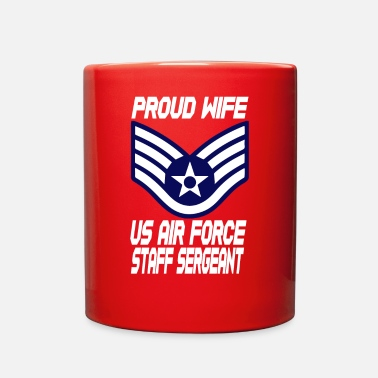 Sergeant STAFF SERGEANT - Full Color Mug
