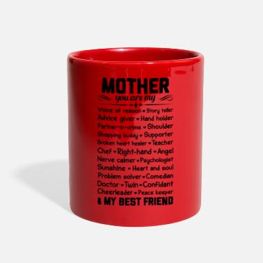 Mothers Day Mother Day Mother Mug - Full Color Mug