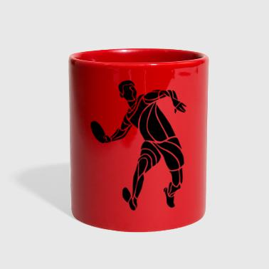 Ultimate Frisbee Mug - Ultimate Frisbee Coffee Mug - Full Color Mug
