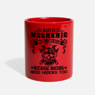 Auto Mechanic Were Created Mug - Full Color Mug
