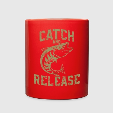 Release Catch and Release - Full Color Mug