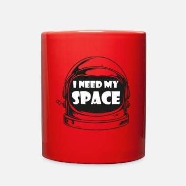 Miscellaneous I need my space - Full Color Mug