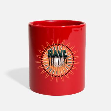 Rave Rave - Full Color Mug