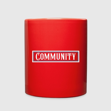 Community - Full Color Mug