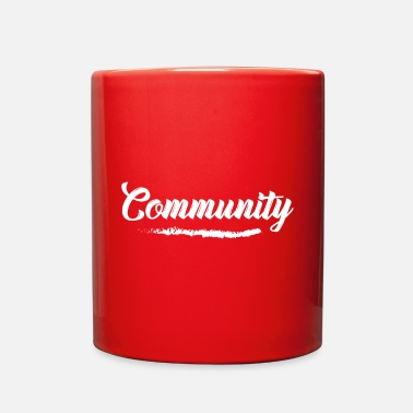 Community Community - Full Color Mug