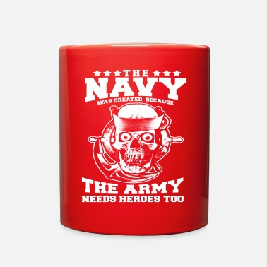 Navy Navy - Full Color Mug