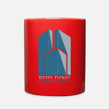 Building Building - Full Color Mug