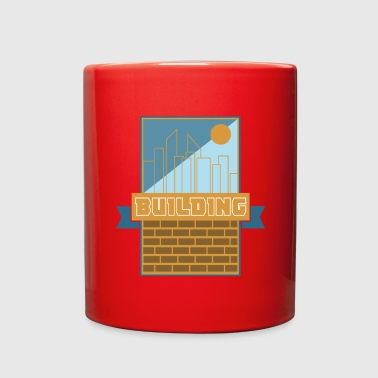 Building - Full Color Mug