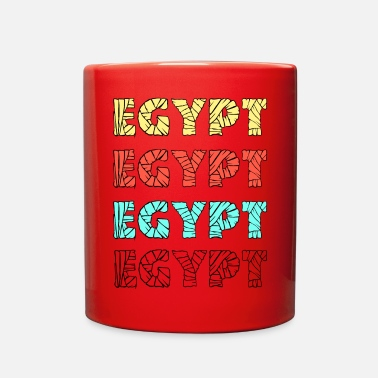 Egypt Egypt - Full Color Mug