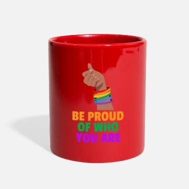 Gay Pride Gay pride - Full Color Mug